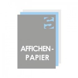 Plakate Format 70x100-Affichenpapier