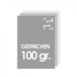 Plakate Format 100x140-100gr gestrichene