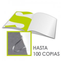 Broschüren 115 gr. Papier – Ringösenheft