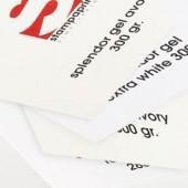 Erstklassige Papierqualitäten