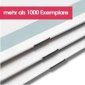 KLAMMERHEFTUNG VON 100 BIS 15000 EXEMPL